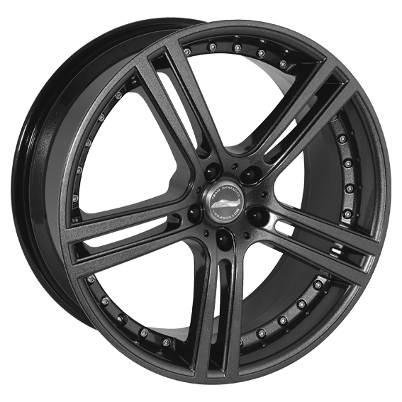 Le Mans Gloss Anthracite_3QTR